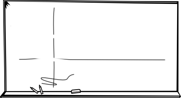 blackboard clip art free vector 4vector rh 4vector com chalkboard banner clipart free chalkboard birthday clipart free