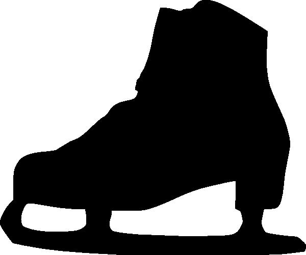 blackskate clip art free vector 4vector rh 4vector com