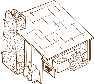 free vector Blacksmith  clip art