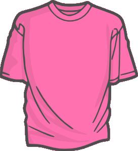 free vector Blank T Shirt clip art