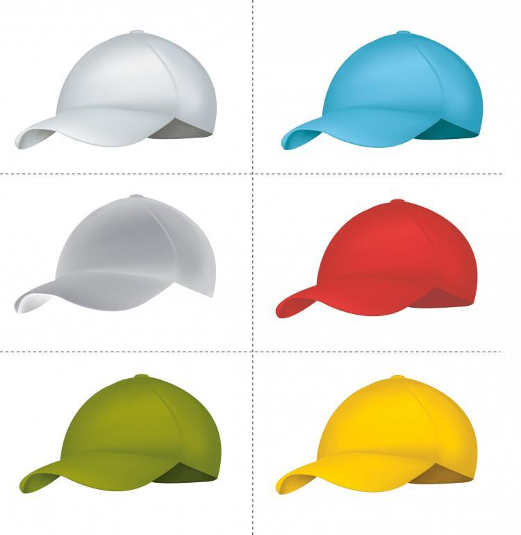 Blank Tshirt Hat 4739 Free Eps Download 4 Vector