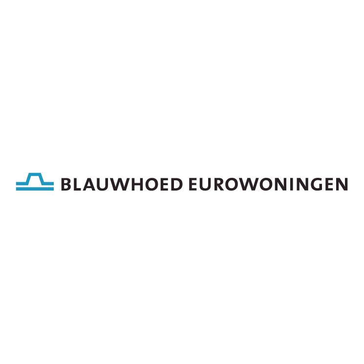 free vector Blauwhoed eurowoningen