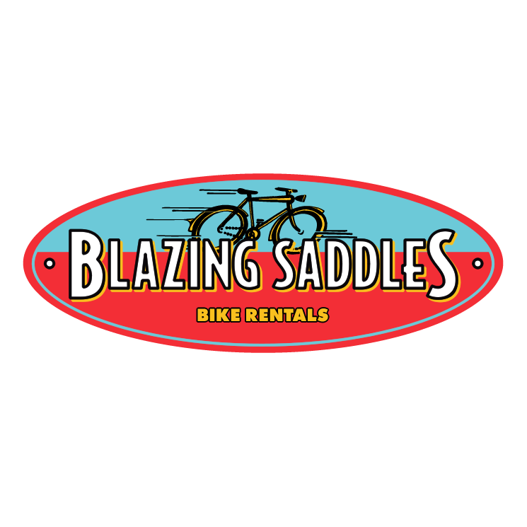 free vector Blazing saddles 0