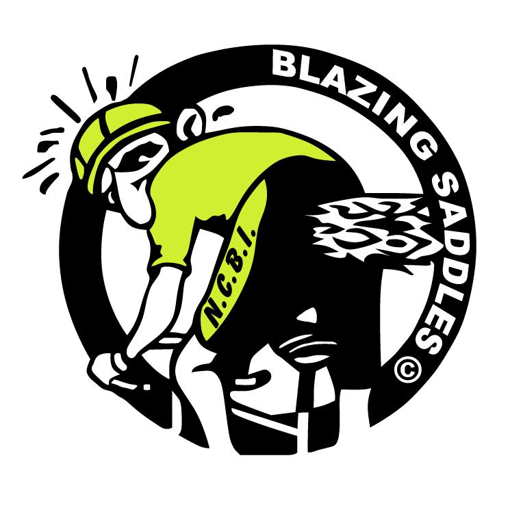 free vector Blazing saddles 1