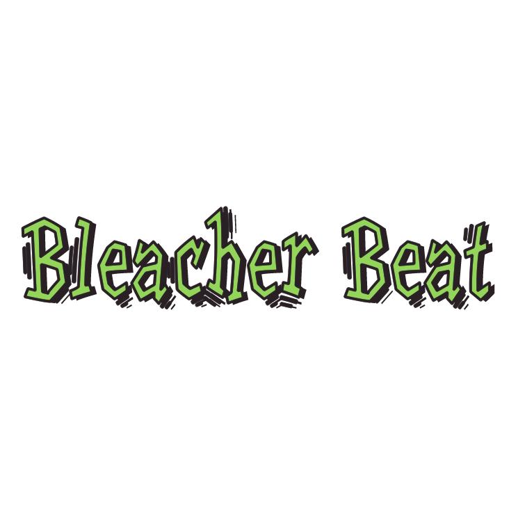 free vector Bleacher beat