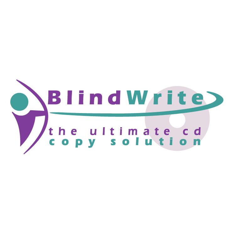 free vector Blindwrite
