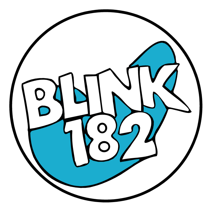 free vector Blink 182 0