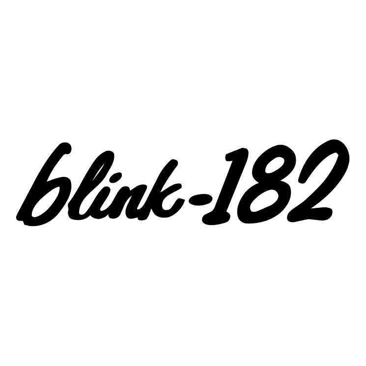 free vector Blink 182 5