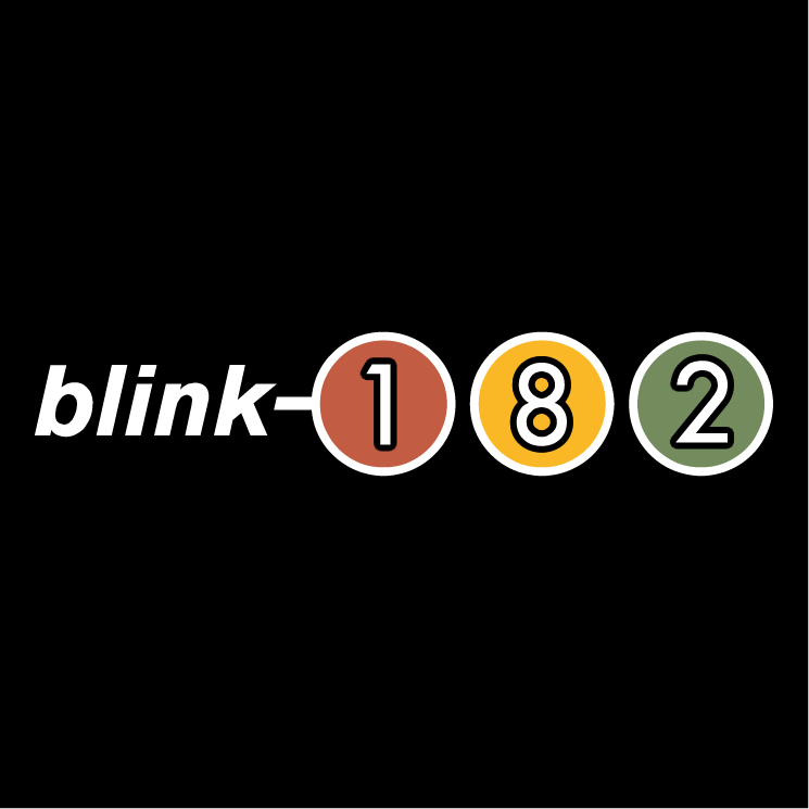 free vector Blink 182