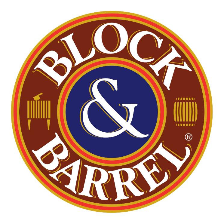 free vector Block barrel
