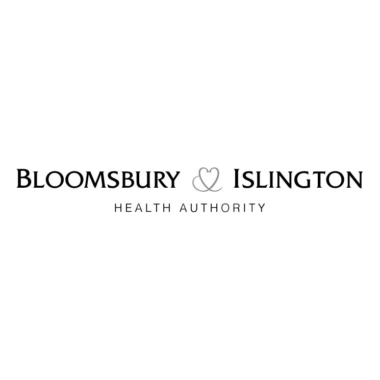 free vector Bloomsbury islington