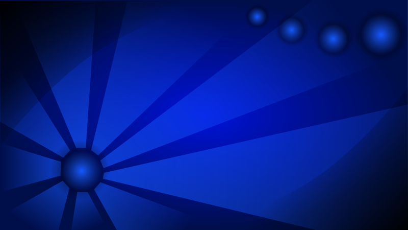 free vector Blue Abstract Wallpaper