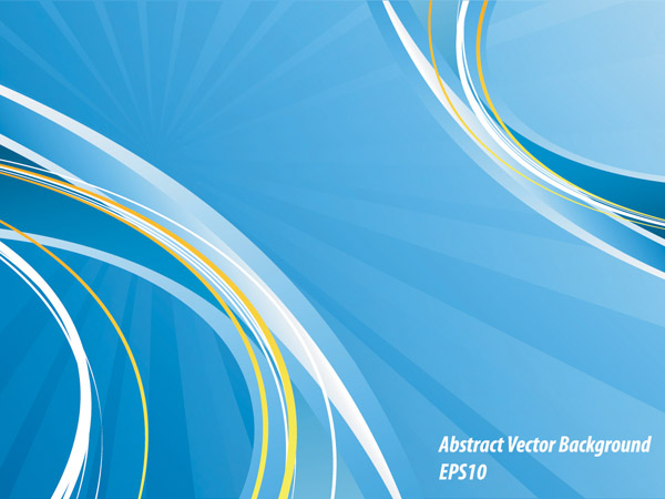 free vector Blue background vector