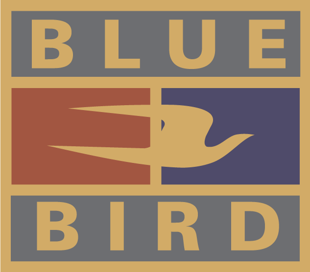 free vector Blue Bird logo