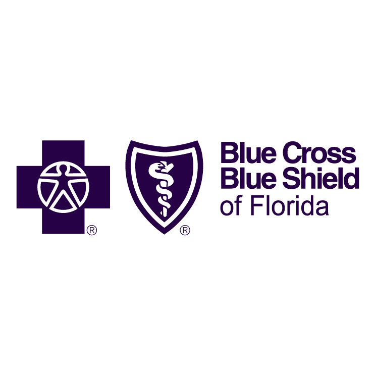 free vector Blue cross blue shield of florida