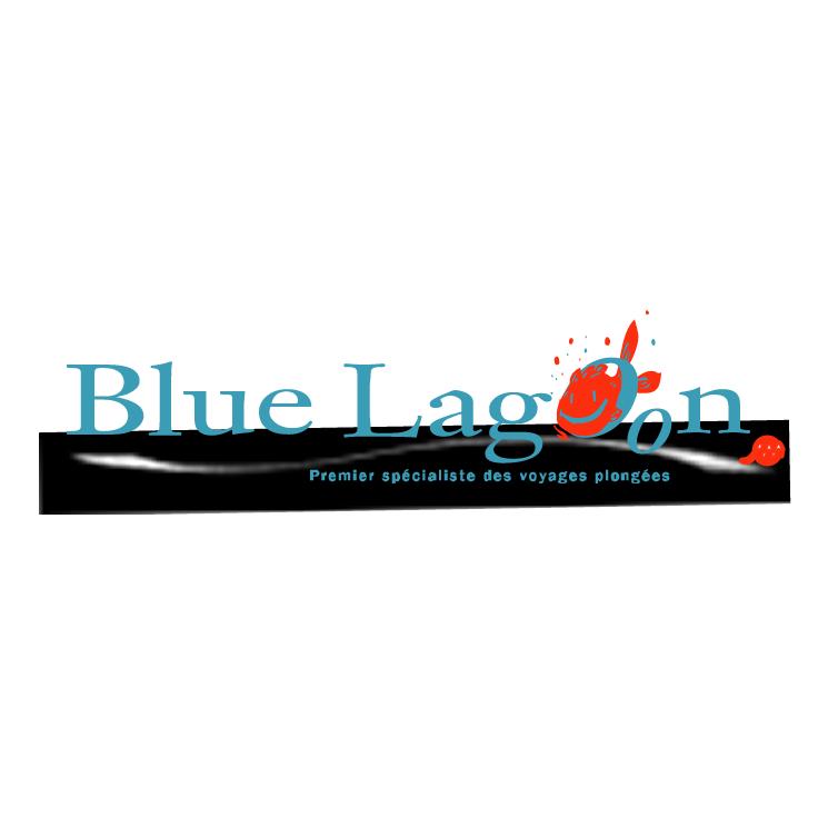 free vector Blue lagoon