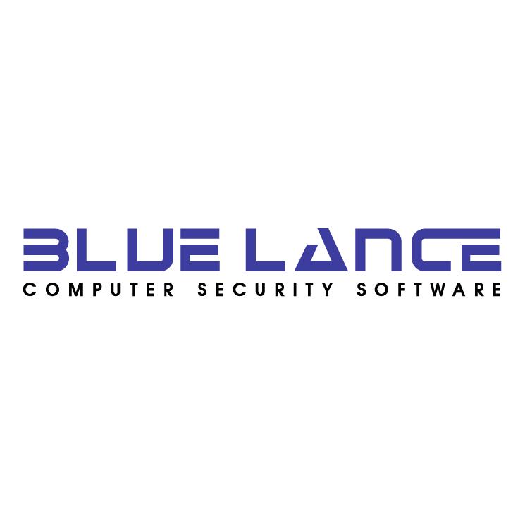 free vector Blue lance