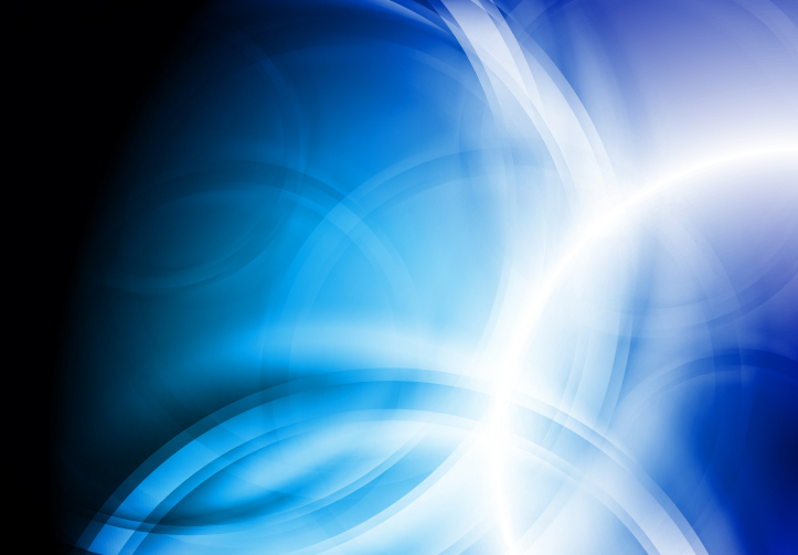 free vector Blue light background 03 vector