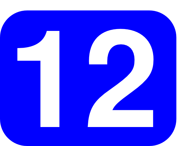 free vector Blue Rounded Rectangle With Number 12 clip art