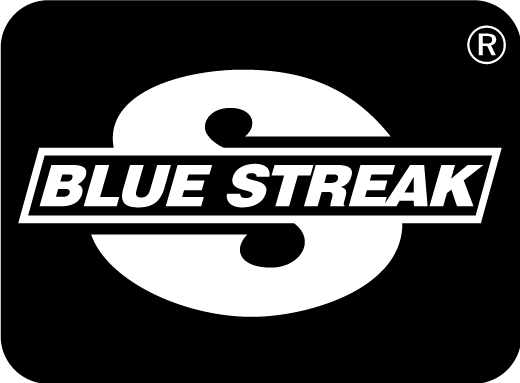 free vector Blue Streak logo