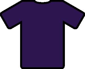 free vector Blue T Shirt clip art