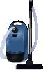 free vector Blue Vacuum Cleaner clip art