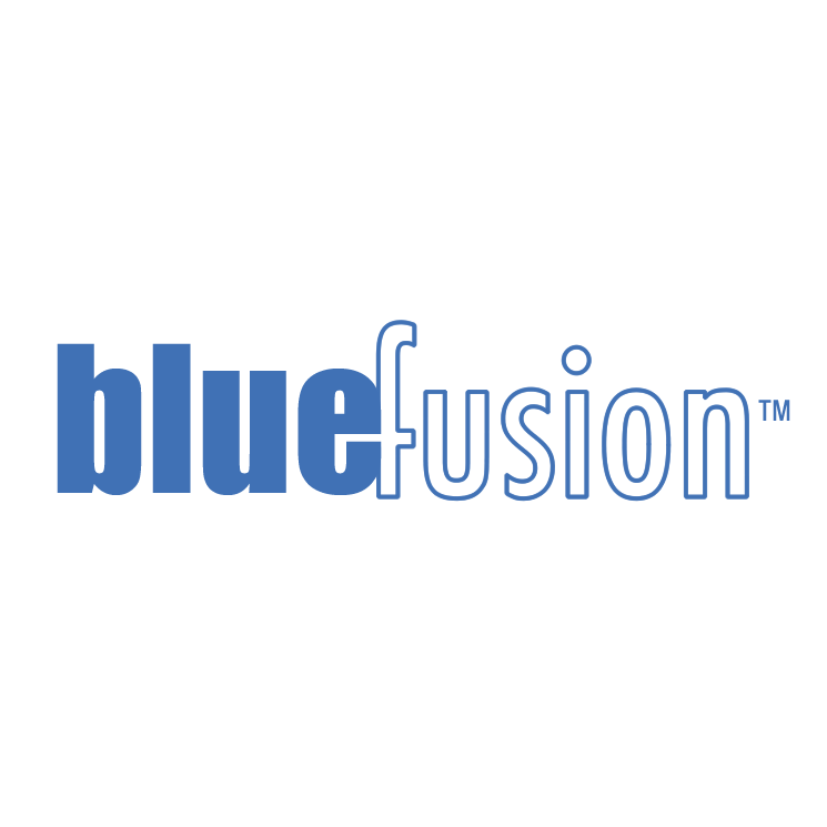 free vector Bluefusion