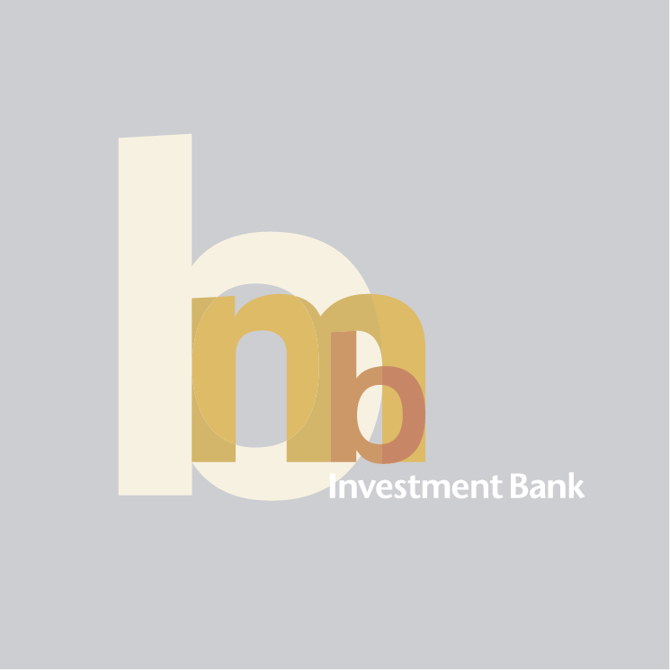 free vector Bmb investment bank