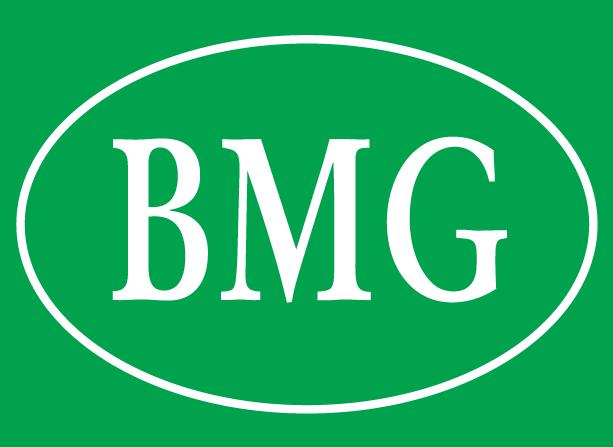 free vector BMG logo