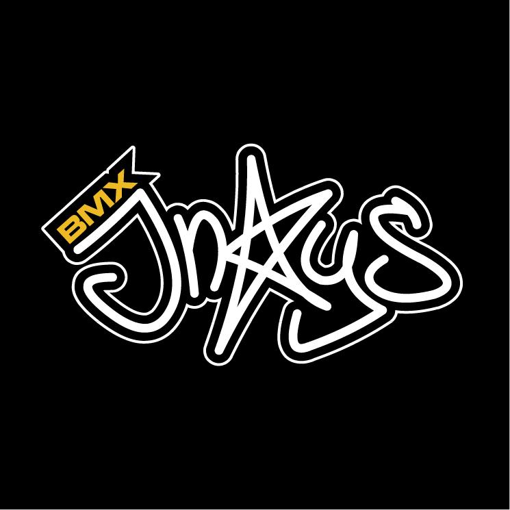free vector Bmx jnkys