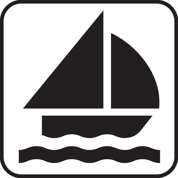 Boat Sailing clip art Free Vector / 4Vector