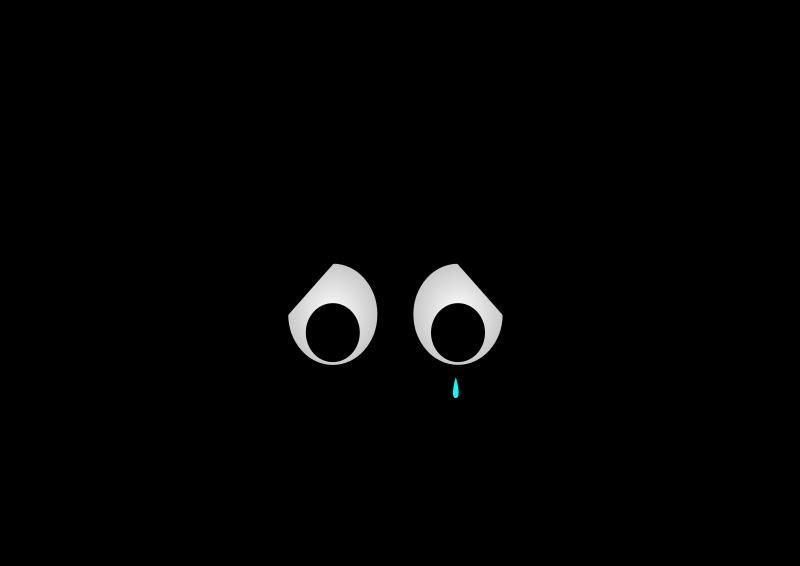 free vector Bob Crying