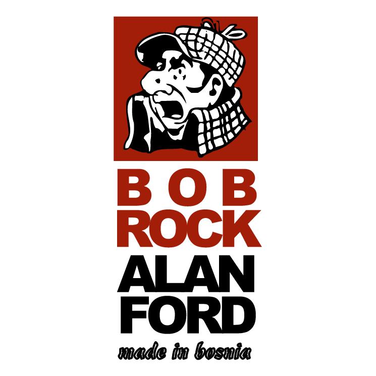 free vector Bob rock alan ford made in bosnia