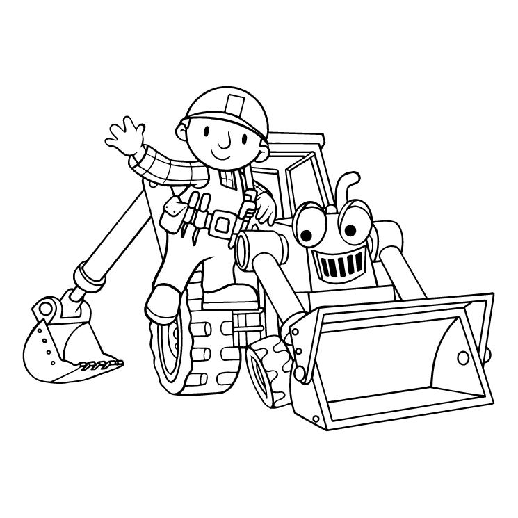 free vector Bob the builder 3