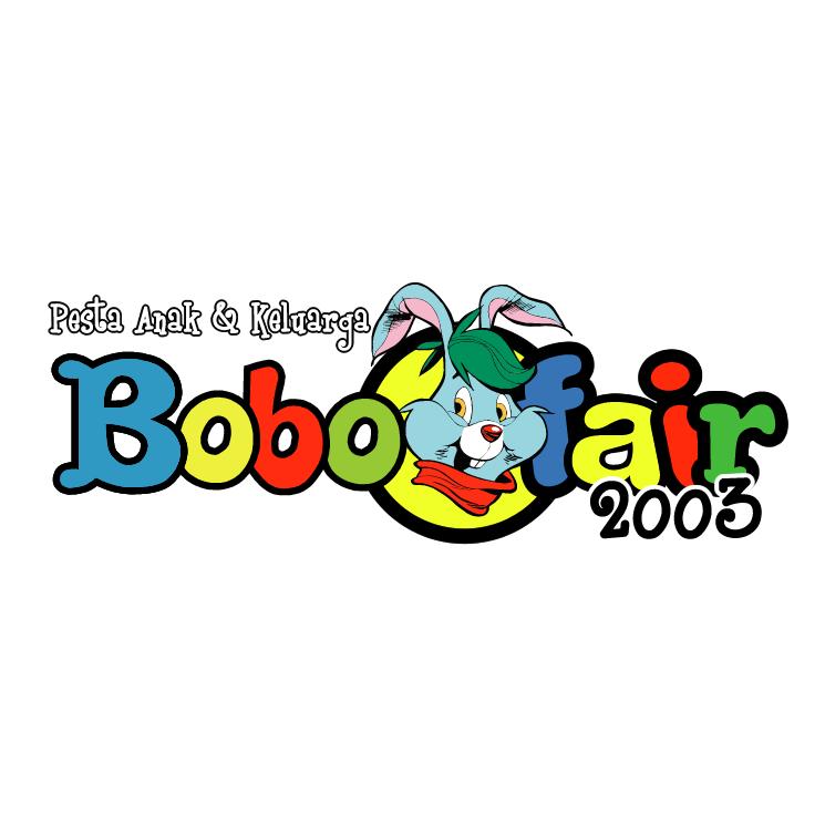 free vector Bobo fair 2003