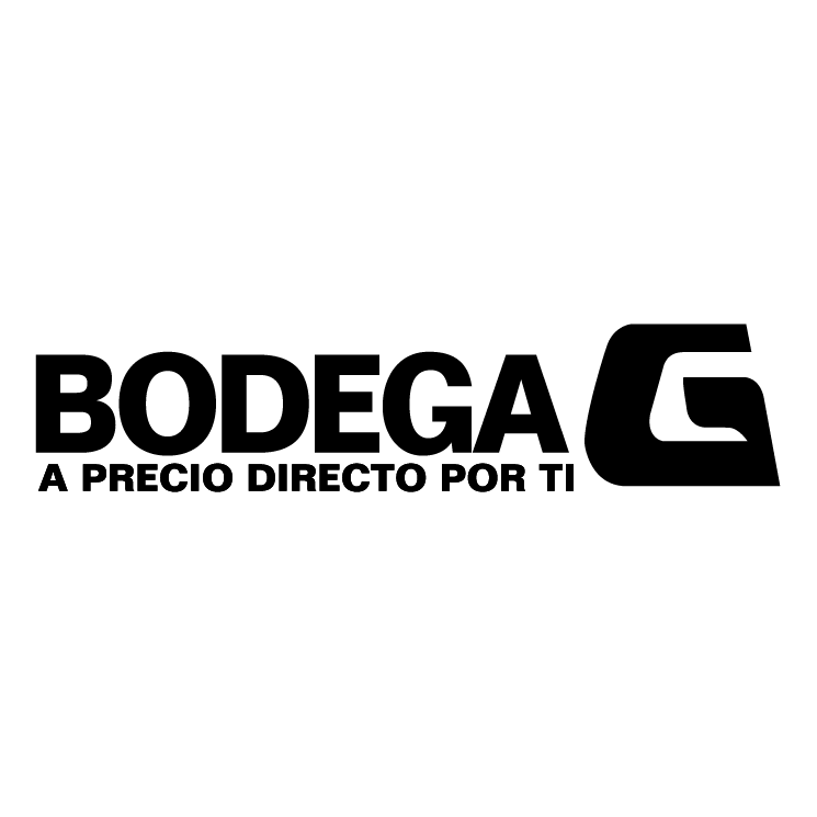 free vector Bodega gigante