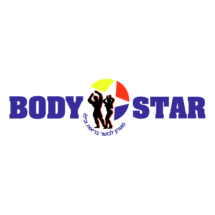 free vector Body star