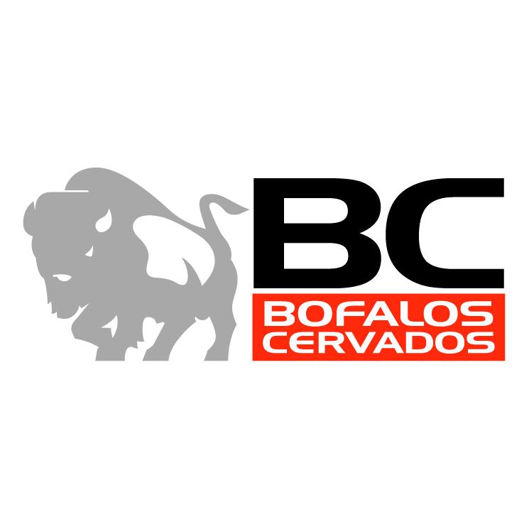 free vector Bofalos cervados 1