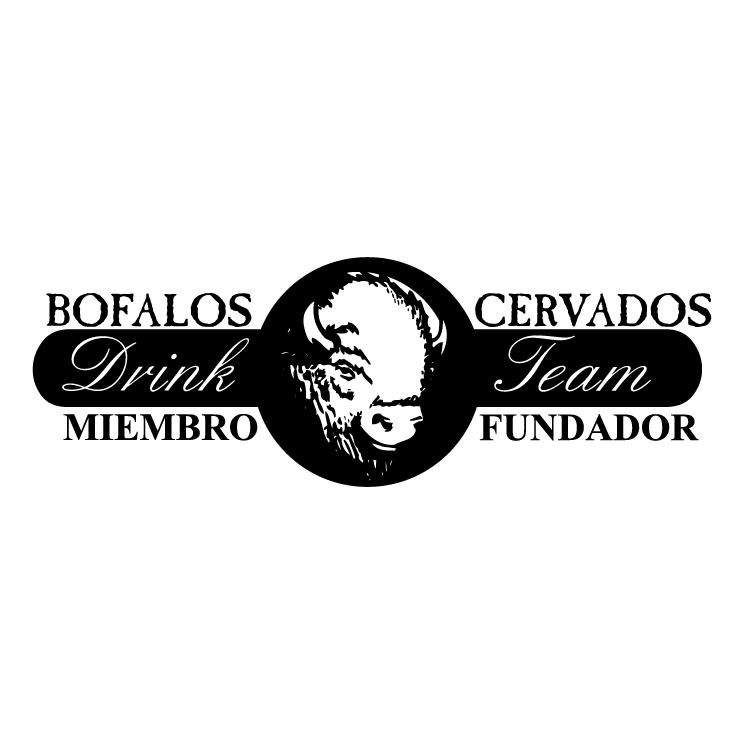 free vector Bofalos cervados