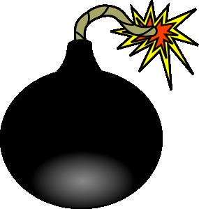 free vector Bomb clip art