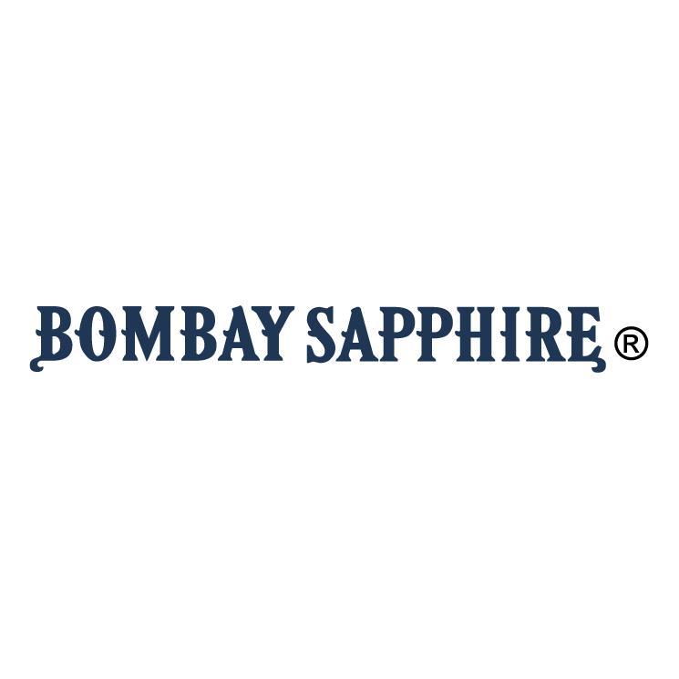 free vector Bombay sapphire