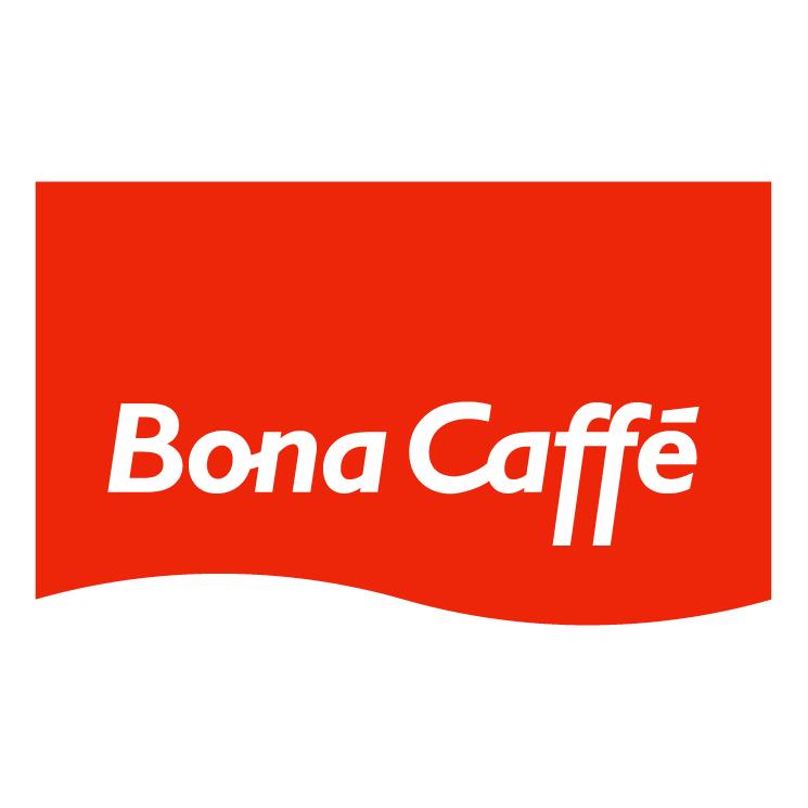 free vector Bona caffe