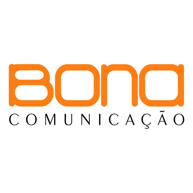 free vector Bona comunicacao