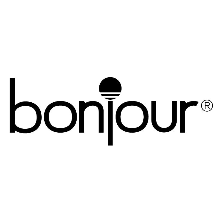free vector Bonjour 0