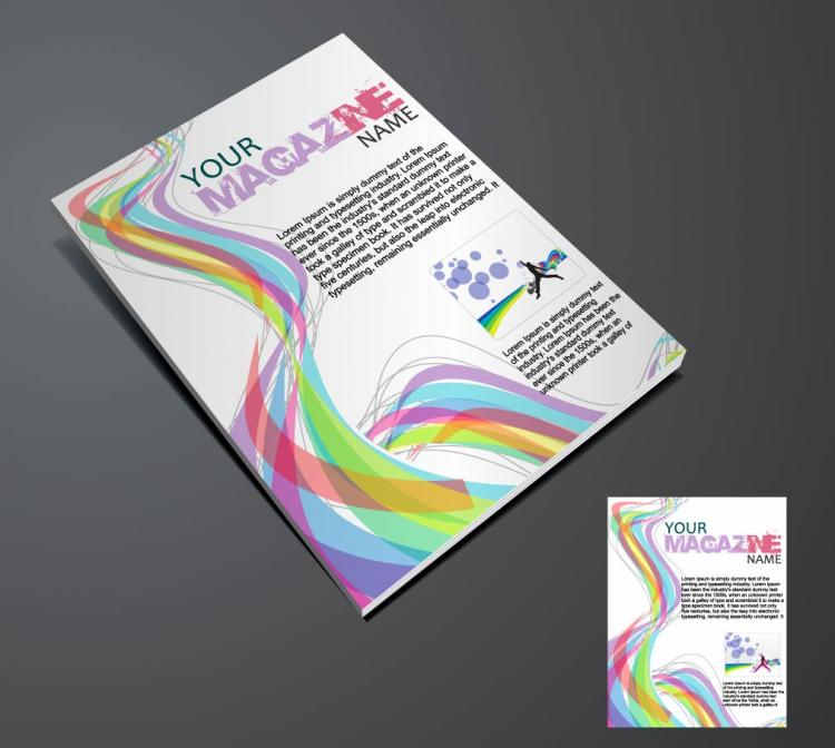 free vector Book covers 01 vector