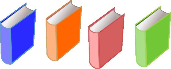 free vector Books clip art