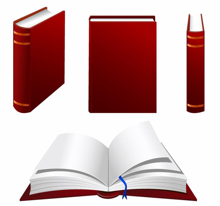 free vector Books