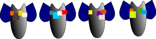 free vector Booms clip art