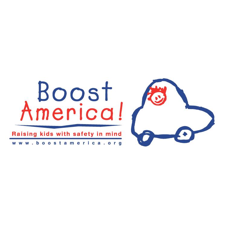 free vector Boost america