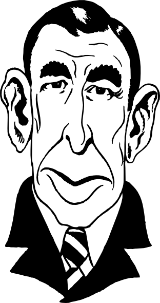 free vector Booth Tarkington clip art